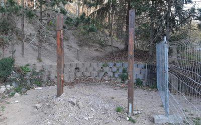 """Arbeitseinsatz verschoben / Bau """"Sitz- und Relaxecke"""""""
