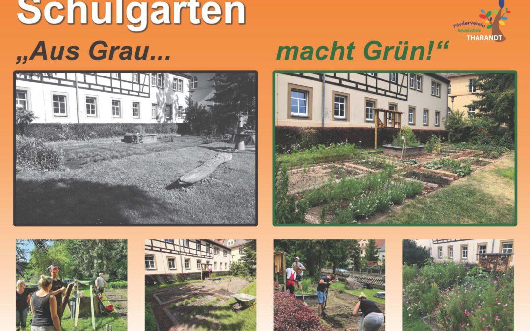 11. Sächsischer Schulgartenwettbewerb – endlich stehen die Landessieger fest